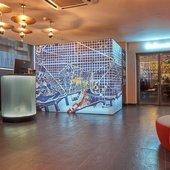 Sala de estar Hotel Ciutat Barcelona