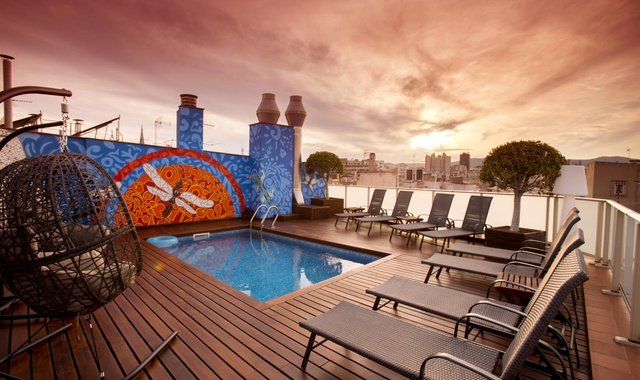 Descubre Barcelona Hotel Ciutat Barcelona