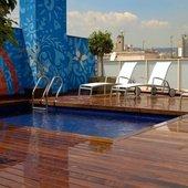 Piscina Hotel Ciutat Barcelona